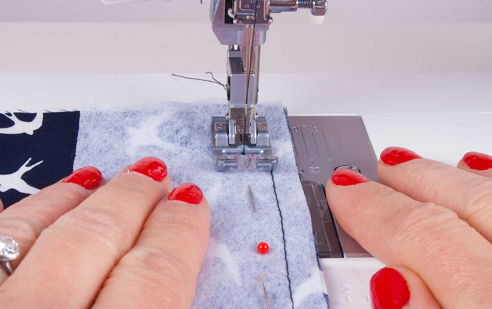 interfacing in sewing