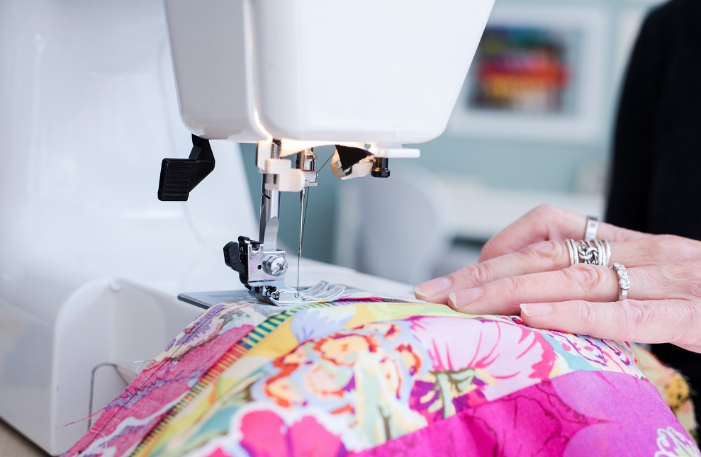 sew faster