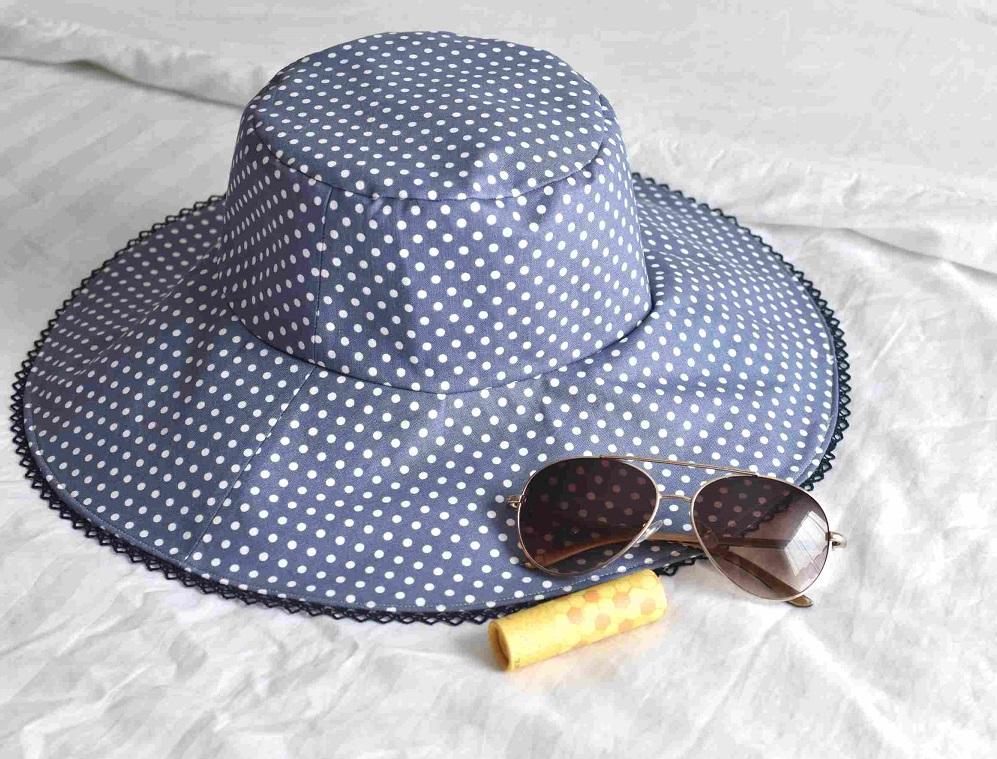 sew a hat